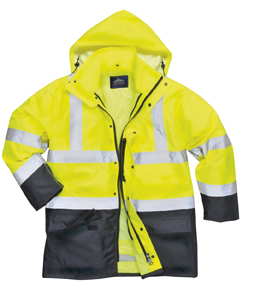 Portwest S768 Executive 5 az 1-ben kabát f2b3adc6d8